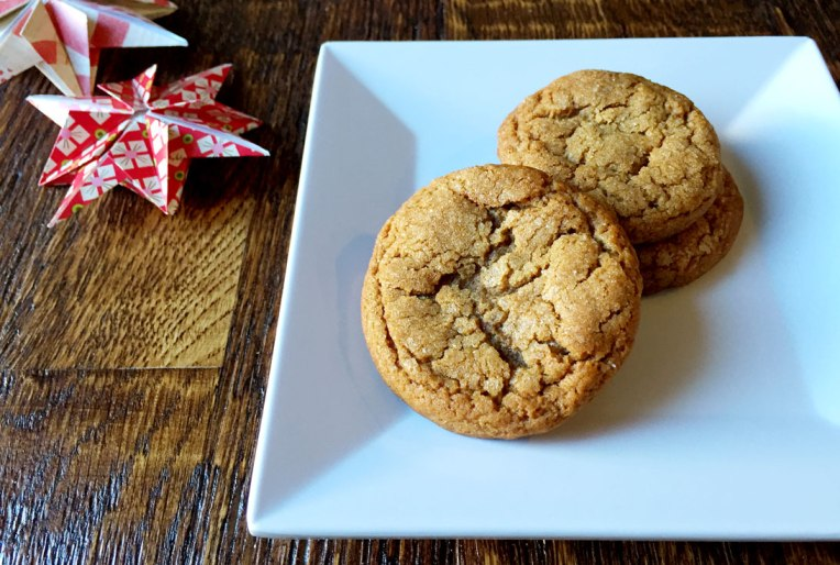 Photo of Kris Crinkle cookies