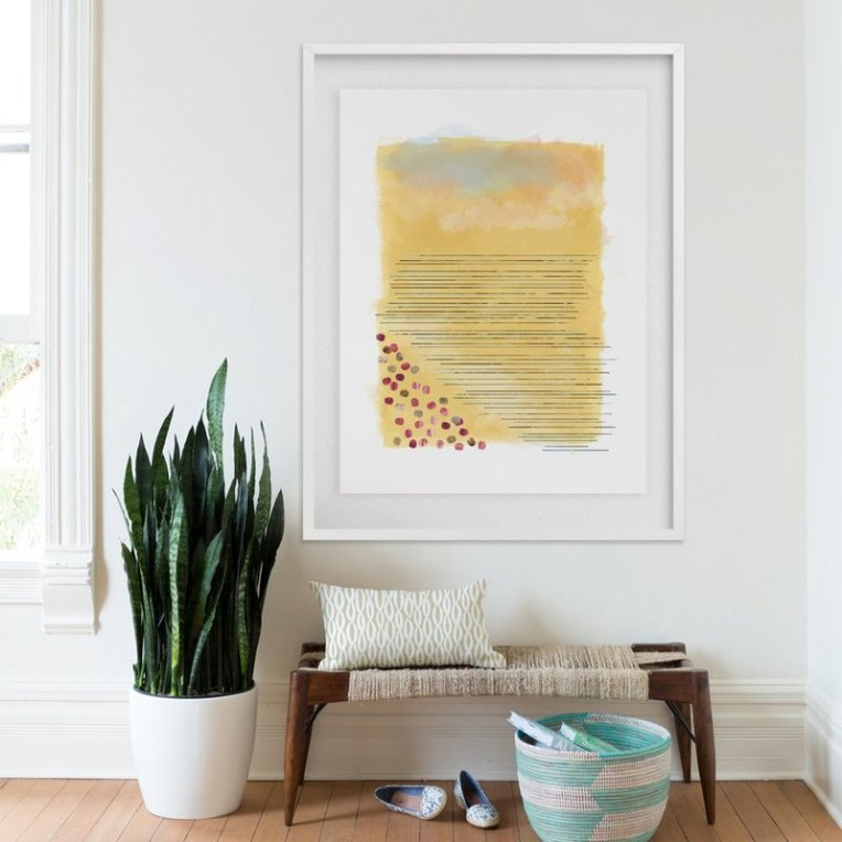 Summer in Spain art print